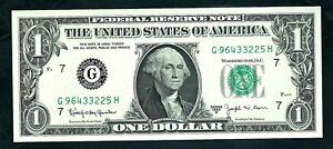 USA (P443c) 1 Dollar 1963B UNC