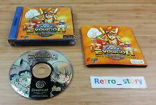 SEGA Dreamcast Evolution - The World Of Sacred Device PAL