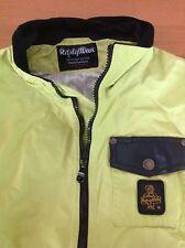 Giubbino giubbotto verde acido sixty refrigiwear refrigwear unisex L coat primav