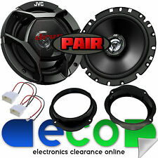Ford Focus MK2 RS ST 600 Watts 3 or 5 Door Coaxial Front Car Speaker Upgrade Kit