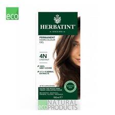 Herbatint Natural Hair Colour Chestnut 4N 150ml
