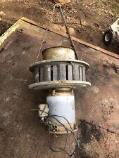 5 HP  Federal Signal air raid siren  vintage HUGE and HEAVY