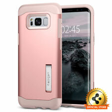 Spigen Galaxy S8 Plus Case Slim Armor Rose Gold
