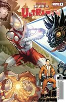 🚨🔥 RISE OF ULTRAMAN #1 Second Print McGuinness Variant NM Gemini Shipping