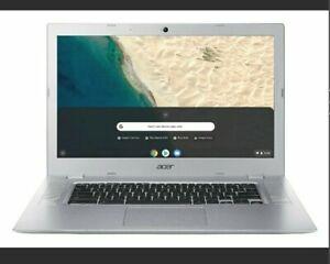 """Acer chromebook 315-2H -4602 15.6"""" AMD A4 64GB eMMC 4GB RAM Silver"""