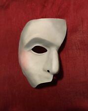 Phantom of the opera West End Mask 2019 David Thaxton Defective