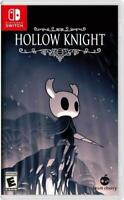 Hollow Knight Nintendo Switch - NEW FREE US SHIPPING