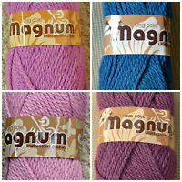 Knitting Wool 100g Magnum Chunky Yarn King Cole Discontinued Clearance Price