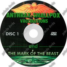 Anthrax, Smallpox Vaccines & the Mark of the Beast - Dr Len Horowitz (2 DVDs)