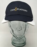 Imperial The Players Golf Baseball Cap Hat White High Tech White OSFM Strap Back