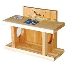 Woodlink 517585 Munch House Squirrel Feeder Tan 3 Pound Cap