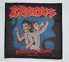 EXODUS - Bonded By Blood - Patch - 10,2 cm x 9,7 cm - 164364