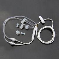 Anti Radiation Binaural Earphones Headphones Air Tube Acoustic Earbuds G2D2