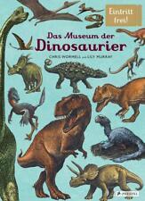 Das Museum der Dinosaurier von Chris Wormell und Lily Murray (2017, Gebundene Ausgabe)