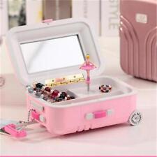 Ballet Dance Musical Ballerina Jewellery Box Girl Music Box Xmas Birthday Gift