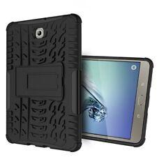 Tablet-Hülle Case TPU #H75 TYRE 3D Schwarz zu Samsung Galaxy Tab S2 8.0 - Schutz