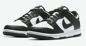Nike Dunk Low Retro White Black (2021) TG 35-45