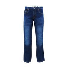 Pantaloni Jeans blu per motociclista taglia 42