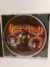 DYLAN & THE DEAD 1989 Promo  CD Grateful Dead Bob Dylan