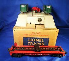 Lionel 460 Piggy Back Transportation Set/Original Box 1955-57