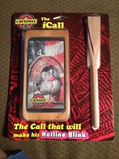 "New Sealed Cherokee Sports The Icall ""the Call That Will Make His Hotline Blink"""