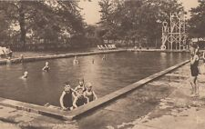 OULTON BROAD (Suffolk) : The Swimming Pool-TUCK for ROBINSON