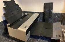 Epson Stylus Pro 3880 Large Format Inkjet Printer, ink installed ready to print