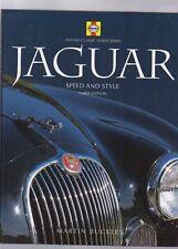 JAGUAR - SPEED & STYLE by BUCKLEY Hardback Book - REDUCED!!!!! E-TYPE XK120 XJ6