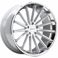 20x10 Silver Wheel Ruff R3 5x120 36