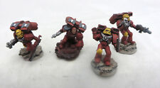 Warhammer 40k Space Marine Assault army lot jumpbacks painted blood angels #8