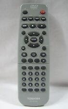 Toshiba SE-R0049 DVD Player Remote SD1800, SD200X, SD2900, SD300X, SD400V