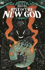 DARK NIGHTS DEATH METAL RISE OF THE NEW GOD #1 (ONE SHOT) Cover A