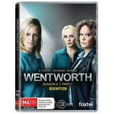 Wentworth Season 8 Part 1 Redemption BRAND NEW Region 4 DVD