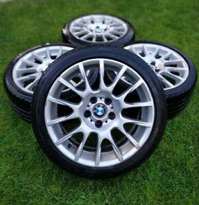 18 BMW Style 216 BBS 3 Series E90 Motorsport alloys 5x120 320D touring Alpina