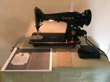 New ListingVintage Singer 201-2 Sewing Machine