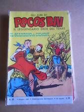 Gli Albi di Pecos Bill n°38 1961 edizioni Fasani  [G402]