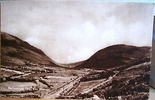 Irish Tourist Association Postcard BARNESMORE GAP Donegal Ireland Eire CTC 1940s