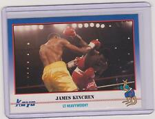 (100) 1991 KAYO JAMES KINCHEN BOXING CARDS #91 ~ SAN DIEGO CA ~ GREAT LOT!!!