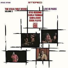 STAX / VOLT REVUE VOLUME 2 LIVE IN PARIS New Sealed 60s Classic Soul CD (Warner
