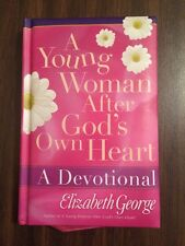 Young Woman After Gods Own Heart Devotional - Hardcover - $9.99 Retail