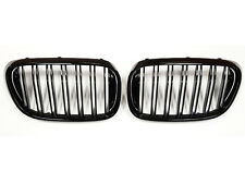 BMW 7 Series G11 G12 Kidney Grill Grille Gloss Black Twin Bar M Style