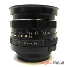 Pentacon Fixed/Prime Camera Lenses for Pentax