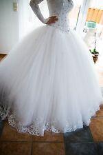 Hochzeitskleid (Prinzessinnen Kleid)