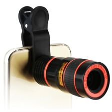 8x Optical Zoom Mobile Phone Camera Telescope Lens With Clip Universal Product
