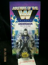 WWE Masters of The Universe The UNDERTAKER In Hand Walmart Exclusive SP