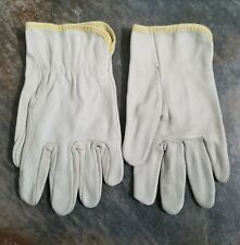 New West Chester 990I Select Grain Cowhide Leather Driver Gloves XS Straight