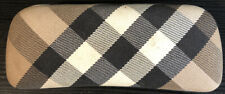 Burberry Plaid Glasses Hard Case