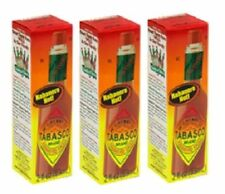 Tabasco Habanero Hot Sauce 3 Bottle Pack