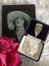 No Bead/Stone Silver Brooch/Pin Art Deco Costume Jewellery