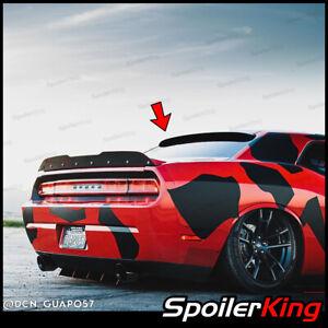 Rear Window Roof Spoiler (Fits: Dodge Challenger 2008-present) SpoilerKing #380R
